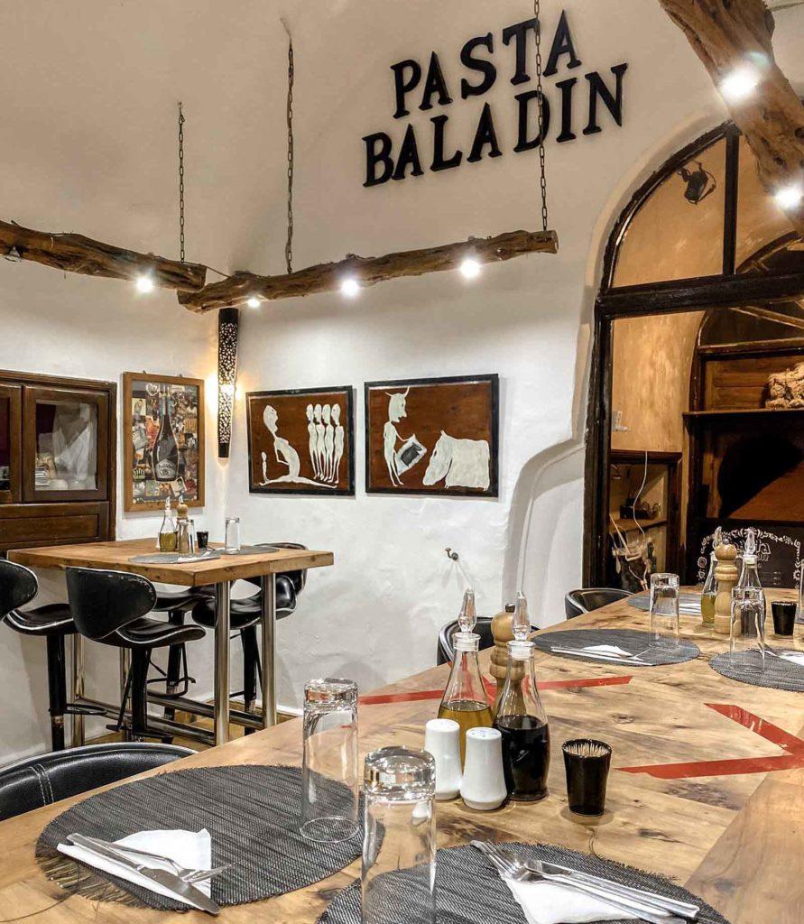 RIAD BALADIN ESSAOUIRA | RESTAURANT